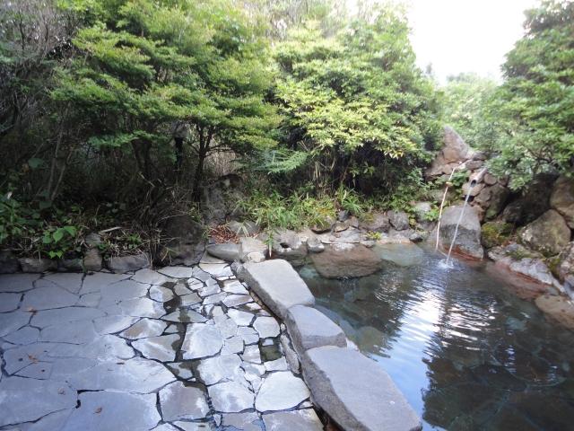 炭酸泉は下仁田温泉