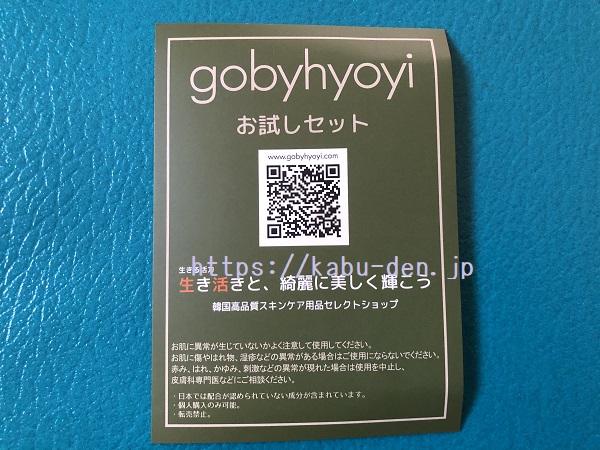 gobyhyoyi体験談