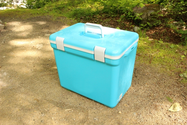 クーラーボックスのお手入れ方法や保管方法