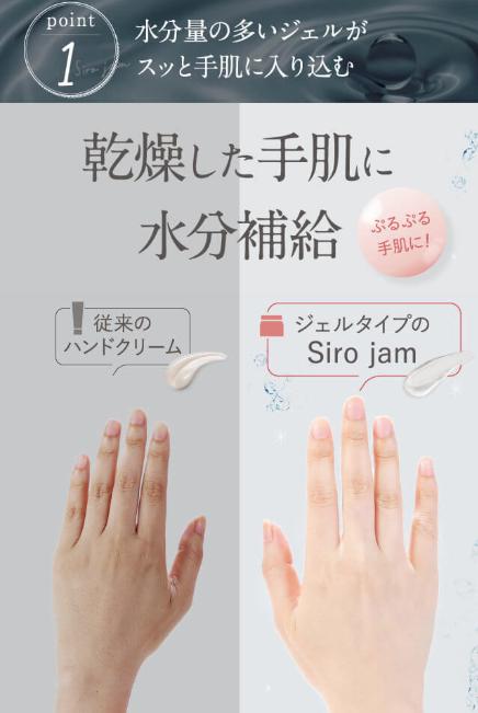 シロジャム(siro jam)の口コミや最安値販売店