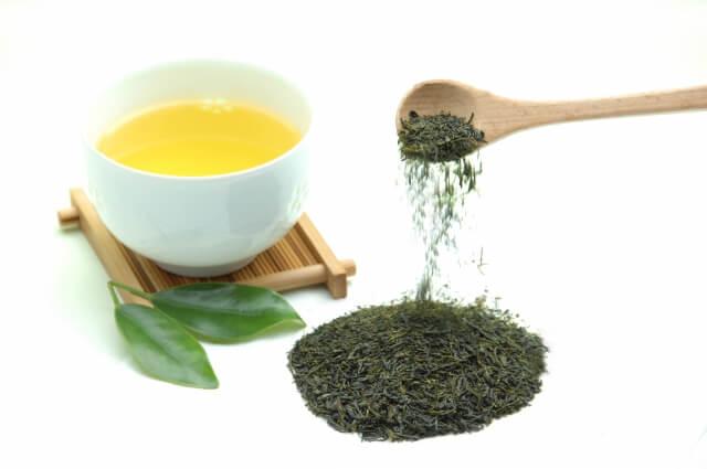 アルツハイマー改善に緑茶うがい