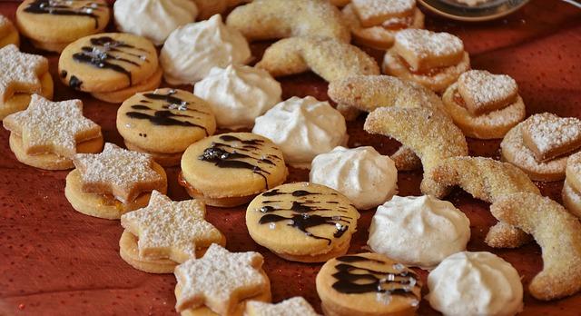 手作りクッキーは郵送できる